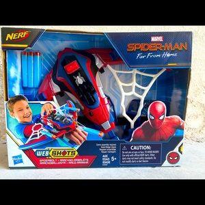 Marvel Spider-Man Nerf Web shots